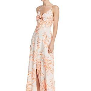 Joie Almona Island Sunset Dress SZ S NWT